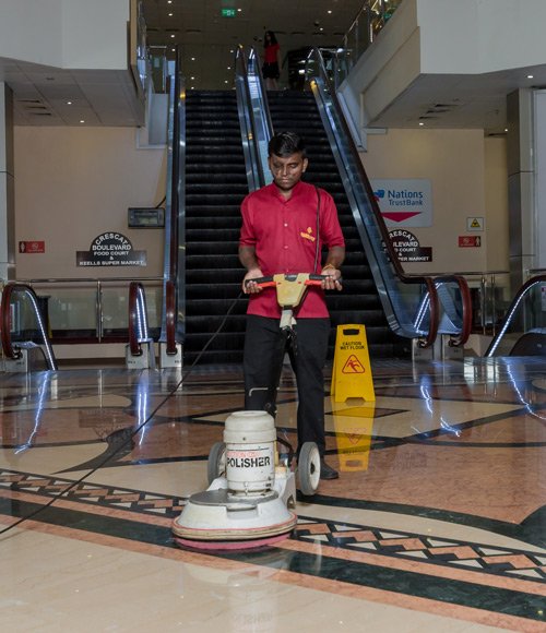 Cleaning Services in Sri Lanka