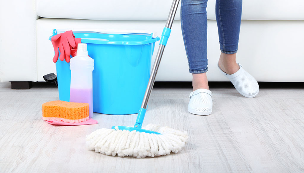 clean your house everyday